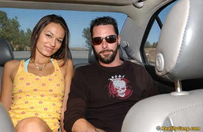 Crissy Moon Hitchhiking